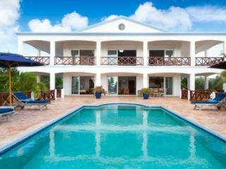 5 Bedroom Villa overlooking the Ocean in Shoal Bay Village - The Farrington vacation rentals