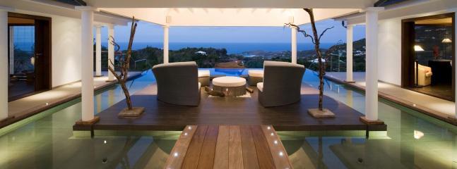 Spacious 4 Bedroom Villa on the Hillside of Vitet - Image 1 - Vitet - rentals