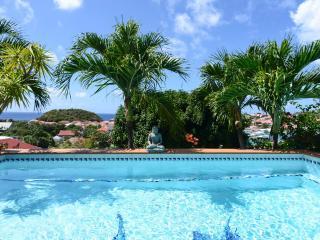 Spectacular 3 Bedroom Villa Overlooking the Harbour of Gustavia - Gustavia vacation rentals
