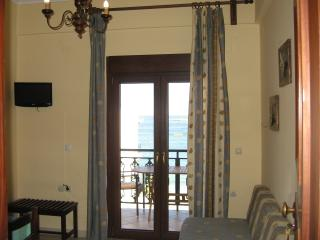 Iro Seaview Apartment by the beach in Chania town - Chania vacation rentals