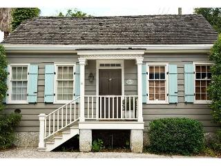 Historic Cottage with a pool - Georgia Coast vacation rentals