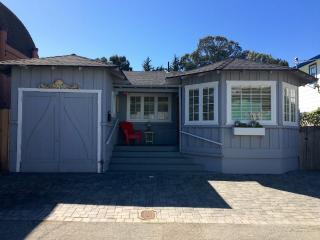DARLING BEACH COTTAGE - TWO FREE AQUARIUM PASSES!! - Pebble Beach vacation rentals
