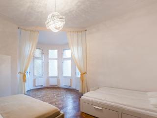 Stunning Apartment with 2 Balconies - Prague vacation rentals