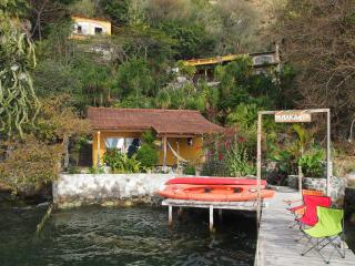 Pamakanya-Lush Gardens, Volcano Views, Lake Front - Guatemala vacation rentals
