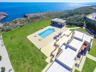 Luxurious sea view unique Villa in Rhodes, Greece - Faliraki vacation rentals