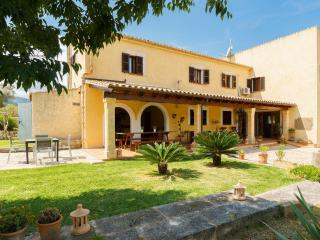 VP75 Can Rebassa - Pollenca vacation rentals