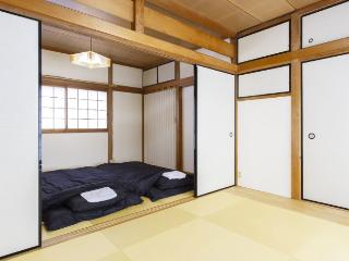 Tatami Room in Osaka by bathouse, Kyoto 15min - Kinki vacation rentals