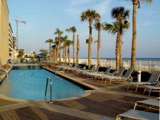 Beach Front 3rd Floor Gorgeous See Dolphins - Panama City vacation rentals