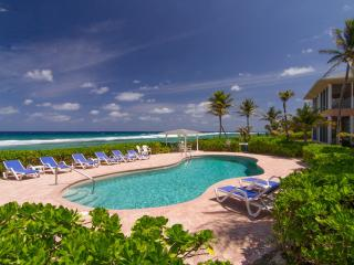 NEW LISTING! Ocean Pearl 2 BR/3BA beachfront condo - North Side vacation rentals