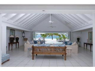 White House at Jolly Harbour, Antigua. Directly on the Beach & Walking Distance to Amenities - Jolly Harbour vacation rentals