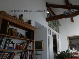 Centre 110m2 duplex + Parking - Montpellier vacation rentals
