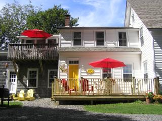 Luxury 5* Apartment in 1862 Sea Captain's House - South Thomaston vacation rentals