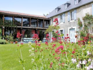 In the Hautes-Pyrénées, large luxury house with unobstructed mountain views and garden - La Barthe-de-Neste vacation rentals