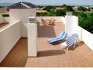 Penthouse apartment on the Costa Blanca with 2 bedrooms, balcony, large sun terrace & pool - Formentera Del Segura vacation rentals