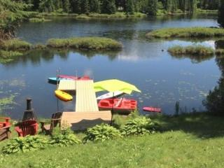 Chalet Noos Nature - Saint-Adolphe-d'Howard vacation rentals