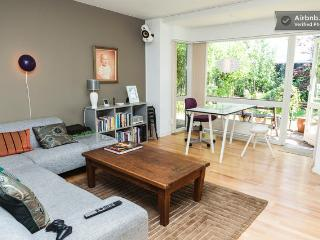 Unique CPH city house with garden access - Jutland vacation rentals