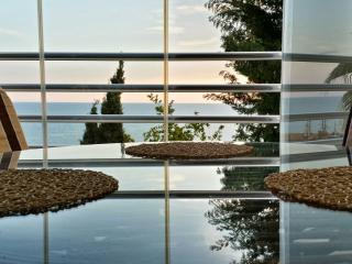 Spaciuos seaview aprtment in unusual residence - Konakli vacation rentals