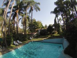 Villa Xochimilco w/ Tropical Gardens, Pool & Locat - Central Mexico and Gulf Coast vacation rentals