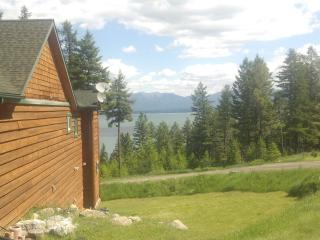 Majestic Home Above Flathead Lake - Flathead Lake vacation rentals