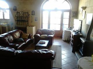 Ta Gemma Farmhouse with Pool Gozo (Sleeps 8+8) - Nadur vacation rentals