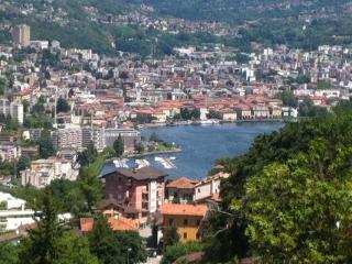 Villa Camelia with garden and a beautiful view - Lugano vacation rentals