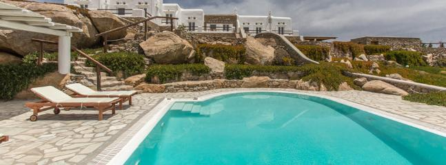 Super Paradise Villa II - Panormos vacation rentals