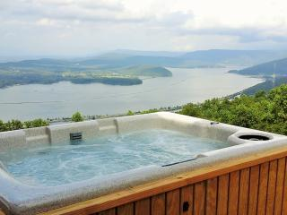 awesome view,  panoramic views chattanooga 25mile - Chattanooga vacation rentals