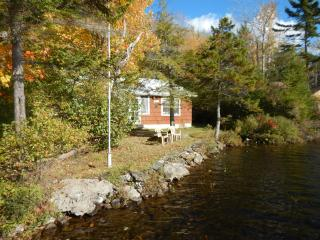 White Mountains New Hampshire Lakefront Cabin, - White Mountains vacation rentals
