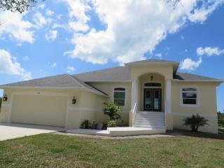 Brand new construction - available April - waterfront home with pool and spa - Englewood vacation rentals