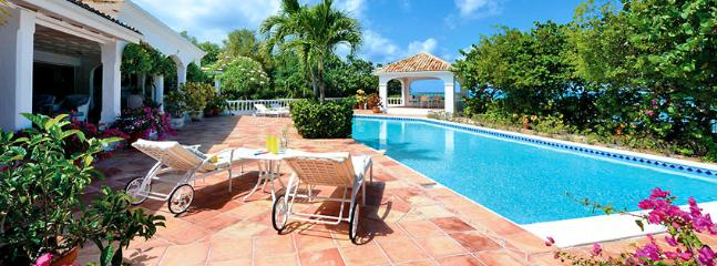 SPECIAL OFFER: St. Martin Villa 75 A Fabulous 3 Bedroom Villa Located On Sublime Plum Bay Beach, With Its Beautiful Sunsets And Crystal Clear Water. - Image 1 - Plum Bay - rentals