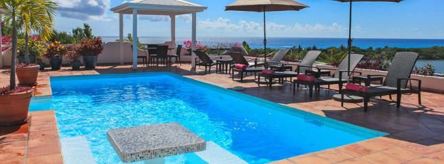 SPECIAL OFFER: St. Martin Villa 251 Lying On The Ridge Of A Gentle Hill, Surrounded By Tropical Gardens And Allowing Spectacular - World vacation rentals