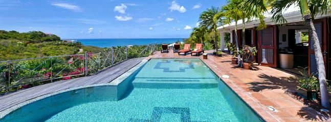 SPECIAL OFFER: St. Martin Villa 83 This Home Is A Dream, With Large Expanses Of Indoor/outdoor Living Space For Relaxation. - Image 1 - Terres Basses - rentals