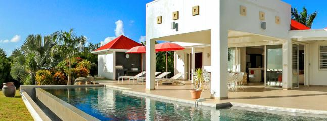 Villa Coral SPECIAL OFFER: St. Martin Villa 87 The Luxurious Villa Overlooks The Caribbean Sea And Offers Gorgeous Sunset Views. - Terres Basses vacation rentals