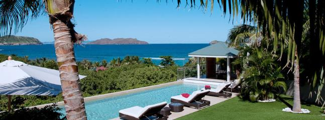 SPECIAL OFFER: St. Barths Villa 48 Offers An Incomparable Ocean View On The Bay Of Lorient. - Lorient vacation rentals