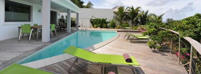 SPECIAL OFFER: St. Barths Villa 74 This Brand New Villa Is Overlooking The Bay Of Saint Jean, And The Ocean. - Saint Jean vacation rentals