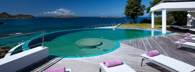 AVAILABLE CHRISTMAS & NEW YEARS: St. Barths Villa 26 Let Your Imagination Carry You In An Exceptional Tropical World! - Lorient vacation rentals