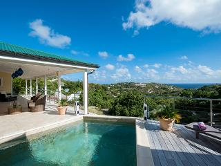 Private villa with ocean view in Marigot WV FCE - Marigot vacation rentals