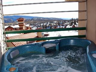 Slopeside Penthouse w views - Durango vacation rentals