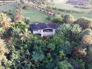 North shore home with Ocean Views! - Princeville vacation rentals