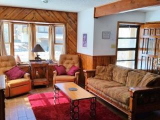 Lady Victoria - Charming Private Home in Tenderfoot, Downstairs Bedroom, Washer/Dryer - New Mexico vacation rentals