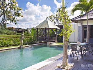 Uma cozy 3bdr villa with rice view. - Bali vacation rentals