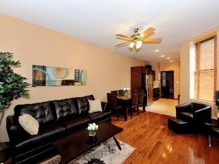 Oversized Chelsea 3 bed 2 bath - New York City vacation rentals