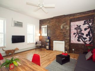 Color/Style/Flair: Skylit Loft-5 min to Times Squ - New York City vacation rentals