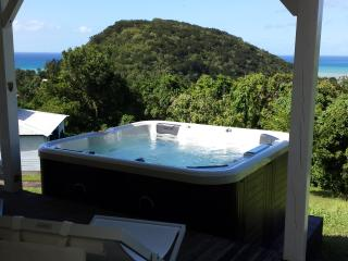 Gite vue mer et jacuzzi privé. - Deshaies vacation rentals