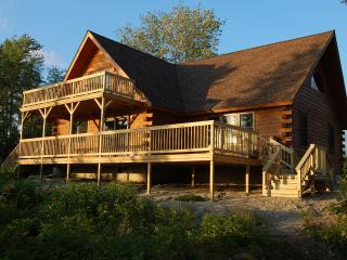Lodge on Carring Place Cove in Harrington, Maine - DownEast and Acadia Maine vacation rentals