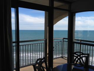 Designer corner condo with spectacular view! - North Myrtle Beach vacation rentals