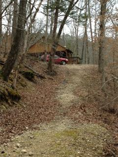 Morningstar Cabin - Eureka Springs vacation rentals