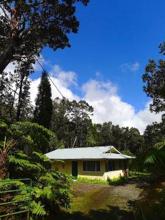 Cymbidium Cottage in Volcano is charming - Image 1 - Volcano - rentals