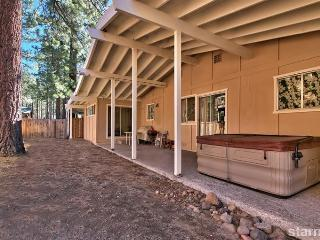 Ranch Style Home with Spa in Tahoe - South Tahoe vacation rentals