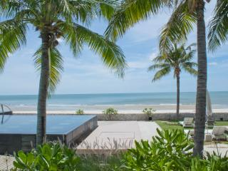 Stunning Luxury Beach Front Villa in Hua Hin - Prachuap Khiri Khan Province vacation rentals